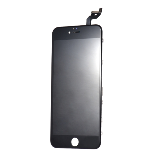 Peças de telefone de 5,5 polegadas para iPhone 6S Plus LCD exterior capacitivo Multi-touch Digitizer Replacement Assembly Front Glass Replacement IC