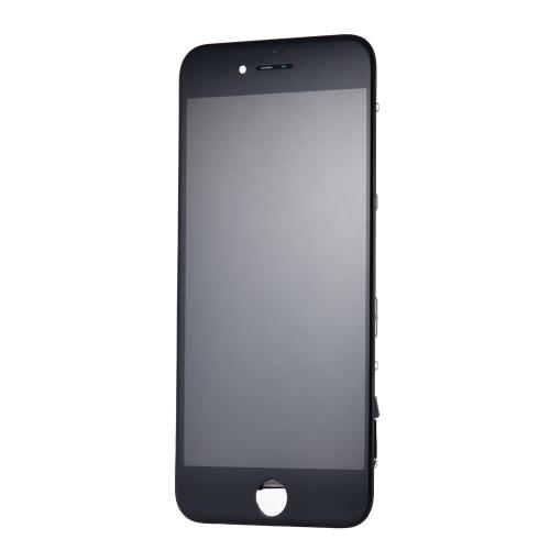 4.7 pollici Parti del telefono per iPhone 8 Schermo LCD capacitivo esterno Multi-touch Digitizer Sostituzione gruppo vetro sostituzione anteriore IC