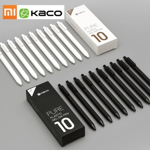 10 SZTUK Oryginalny Xiaomi Mijia Kaco Pen