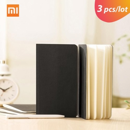 3pcs/lot PinLuo Portable Paper Notebook