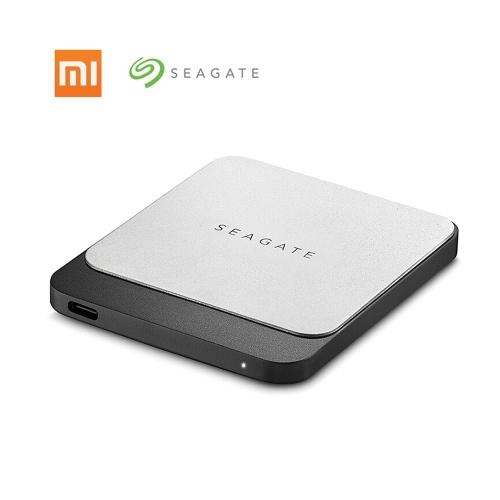 Original SEAGATE RÁPIDO SSD 1TB disco rígido portátil de estado sólido