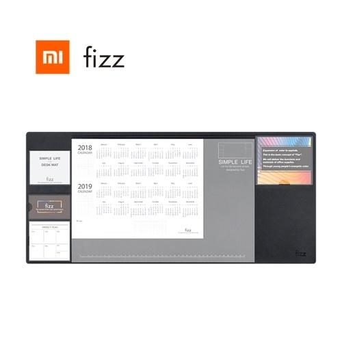 Xiaomi Fizz Grand Bureau De Bureau Tapis Multifonction Moderne Table Étanche PVC Ordinateur Portable Coussin Accessoires De Bureau et Organisateur Bureau Ensemble