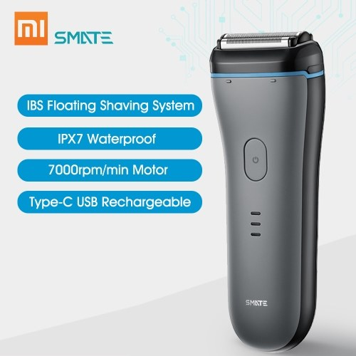 $28.48 OFF Xiaomi Smate Electric Shaver