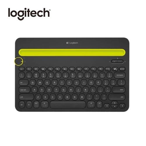 Xiaomi Youpin Logitech K480 Clavier Sans Fil BT Multi-Périphériques Avec Support De Téléphone Portable Pad Mini Clavier Compatible Avec Mac iOS et Windows Android Smart Phone Tablet