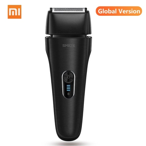 Global Xiaomi Mijia Smate Reciprocating Electric Razor Shaver with Brush