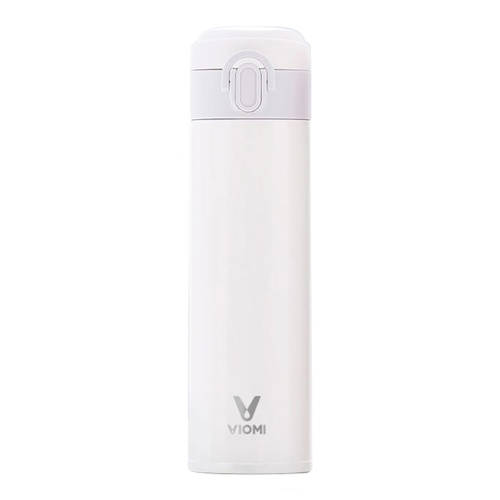 Xiaomi VIOMI Vacuum Flask Stainless Steel Vacuum 24 Hours Flask Water Smart Bottle Thermos  Coffee Tea Milk Travel Mug Gift Thermocup 300ML
