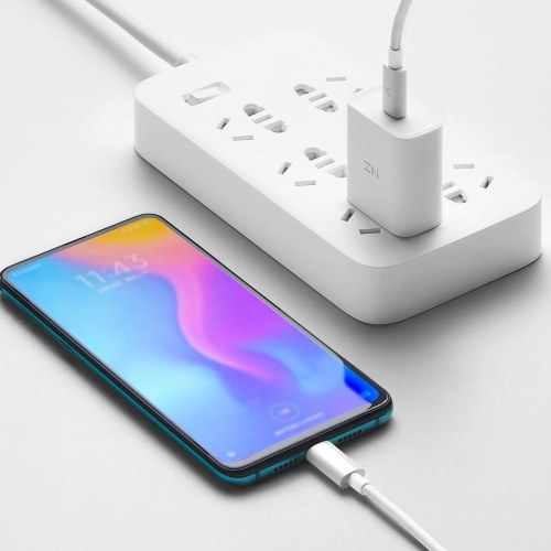 Xiaomi ZMI USB-C To USB-C Data Cable Phone Notebook PD Type-C Charging Cable 1.5M For MacBook Xiaomi Notebook 3A 1.5M