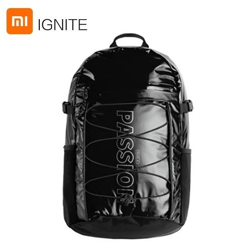 Xiaomi Youpin IGNITE Backpack Fashion Shoulder Bag Sports Bag Waterproof Shoulder Back Pack Outdoor Knapsack Laptop Business Bag 23L For Men Women