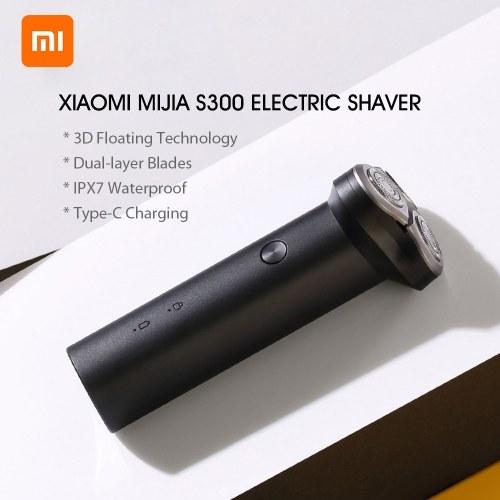 Xiaomi Mijia S300 Electric Shaver 3D Floating IPX7 Waterproof Razor