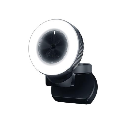 Razer Kiyo Live Webcam With Ring Right 1080P HD Web Camera