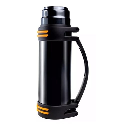 Xiaomi Youpin FO Portable Vacuum Cup Outdoor Water Bottle Cold Hot Water Keep Bottle Stainless Steel Large Capacity Insulated  Vacuum Cup Wide Mouth Gift for Excercising Picnic Hiking