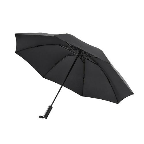 Youpin 90 Fun Umbrella Automatic Folding Open Reverse with LED Lighting Sunny Strong Anti-Wind Waterproof Big Rain Umbrella for Women Men