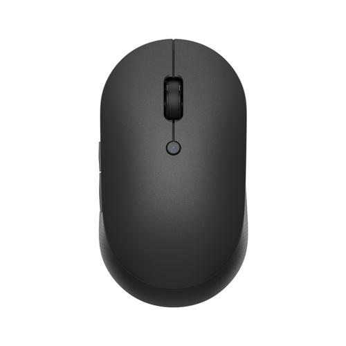 Xiaomiデュアルモードサイレントワイヤレスマウス2.4GMiサイレントラップトップマウスWXSMSBMW02
