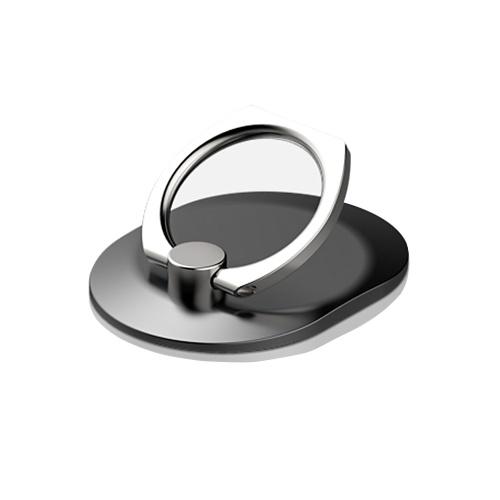 Подставка для кольца для сотового телефона Многоразовая универсальная подставка для пальцев с кольцом для переноски с сильной адгезией / вращение на 360 ° / переворот на 180 ° Идеально подходит для всех смартфонов