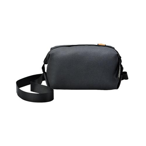 DAYDAYBY Fashion Chest Bag 5L Large Capacity Unisex Canvas Sports Shoulder Bag...