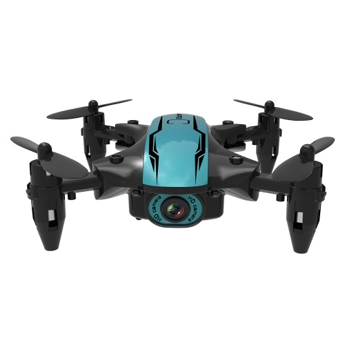 CS02 WiFi FPV Drone with 1080P HD Camera/Tap-fly/App Control/Head-free Mode