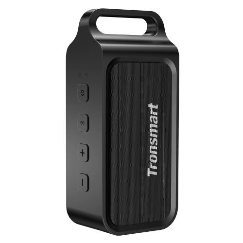 Tronsmart Element T1 sem fio BT alto-falante estéreo alto-falante estéreo para iPhone 6S 7 Plus Samsung S8 tablet laptop AUX conectando antiderrapante sólido durável
