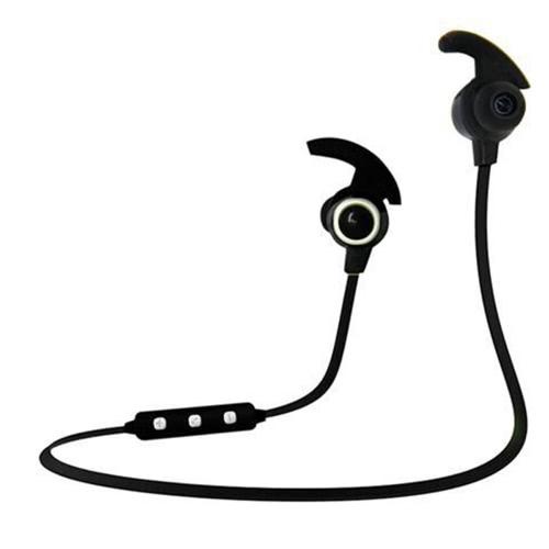 Stereo senza fili stereo in cuffia auricolare H6 Sport auricolare BT4.1 Cuffia auricolare in esecuzione Sospensione / disattivazione / accensione Ricevere / appendere musica Play / Pausa Volume +/- per iPhone X Samsung S8 + Note8