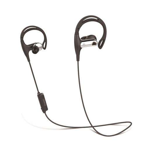 FSHANG S7 HiFi Esporte Fone de ouvido Estéreo intra-auricular BT4.1 Fone de ouvido de fone de ouvido Mãos livres Parar / Desligar / Ligar Receber / Pendurar Música Reproduzir / Pausar Volume +/- para iPhone X Samsung S8 + Nota 8
