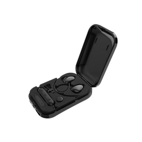 BOROFONE BE14 BT Earphone with 2300mAh Earphone Power Bank IPX4 Water Resistance Sports Headset BT 4.2 Ergonomic Design Button Control Headphone for Smartphone thumbnail