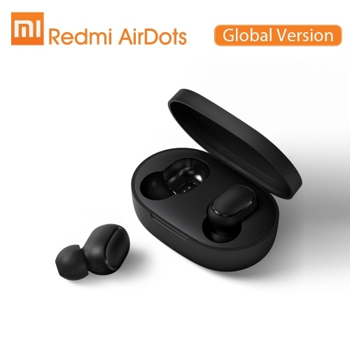 Global Version Xiaomi Redmi AirDots Wireless Earphones Mi True Wireless Earbuds