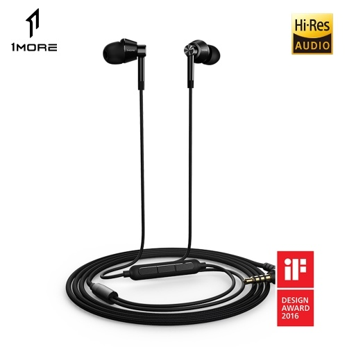 Xiaomi 1MORE Dual Driver In-Ear Earphone With Mic E1017