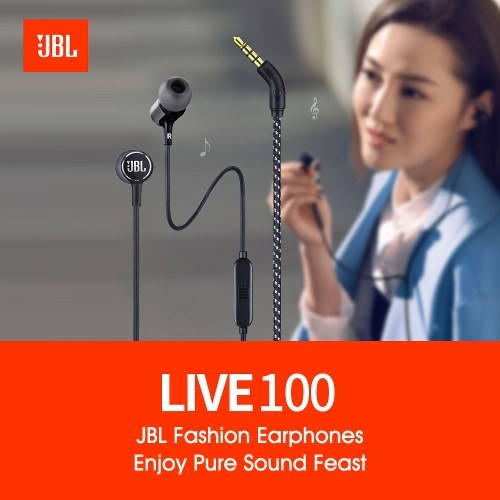 JBL Live 100 In-ear Headphones