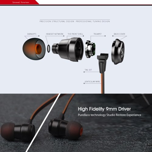 JBL T280A+ In Ear Headphones