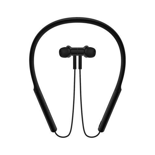 Xiaomi Mi Шейная гарнитура с шейным ремешком BT 5.0 Беспроводное ожерелье Наушники Гибридный шумоподавления Магнитные вкладыши с громкой связью Type-C