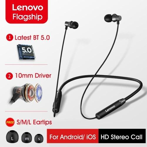 Lenovo HE05 BT Earphones BT5.0 Sports Sweatproof Headset