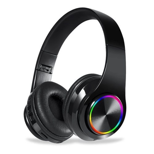 B39 RGB Luminous Wireless BT 5.0 Gaming-Headset