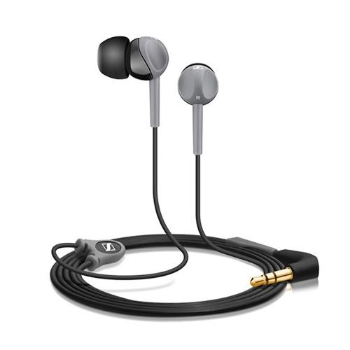 Sennheiser CX200 Street II Earphones In-ear Line Control Headphones with Mic Sports Running Earbuds