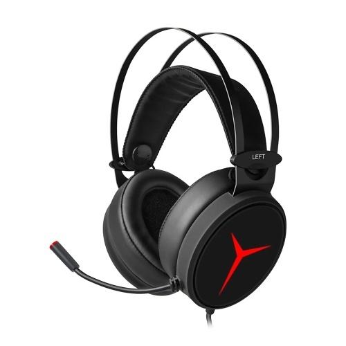 Lenovo Star Y360 2,2 m kabelgebundenes professionelles Gaming-Headset