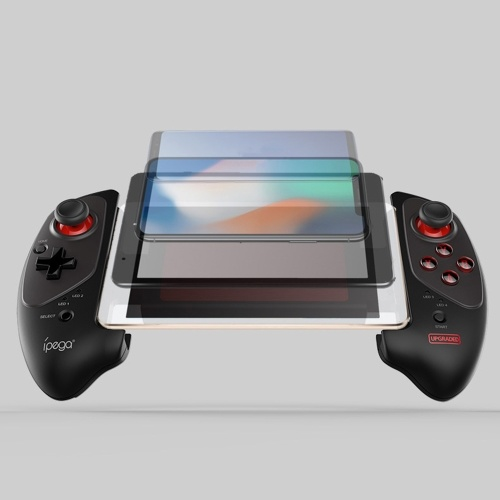 iPega PG-9083 BT Gamepad Wireless Retractable Game Controller für iOS Android Smartphone Tablet Win7 Win8 Win10 PC
