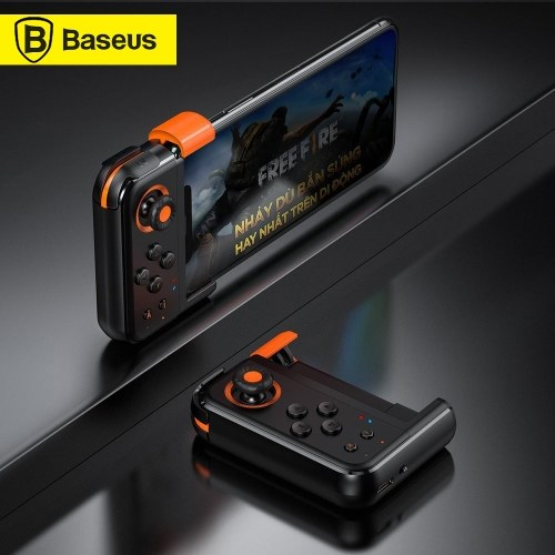 Baseus GAMO Wireless Gaming Controller Mobile Gamepad Pad Joystick para Android iPhone Smartphone GMGA05-01