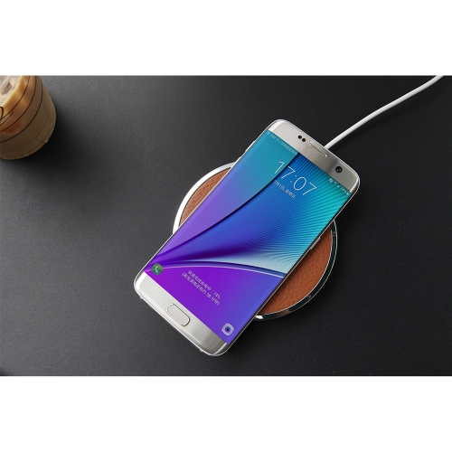 NILLKIN Magic Disk Ⅲ Wireless Charger(Fast Charge Edition) Qi Standard Smart Chip Enengy Saving Safety Protection Wireless Fast Charger For iPhone 8 X Samsung Galaxy S8 Note 8