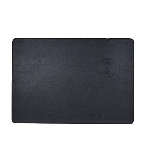 JE UT-20 Tapete de mouse sem fio para carregador Qi Stand para carregador padrão para iPhone X 8 Samsung Galaxy S8 + Nota 8