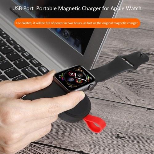 Cargador de reloj para Apple Cargador