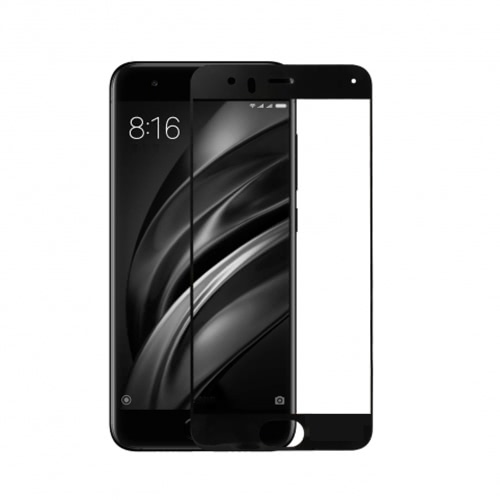 Original Xiaomi Arc Edge High Transparency HD Vision Screen Protective Film Screen Protector Anti-explosão resistente a riscos para Xiaomi 6 Mi6 Smartphone