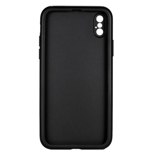 Caixa de telefone protetora para iPhone X Tampa de alta qualidade do telefone TPU Cobertura de telefone durável antiderrapante resistente a riscos