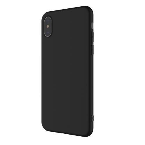 Paraurti della cassa del telefono ultrasottile di FSHANG per iPhone X / 10 5,8 pollici di copertura protettiva Eco-friendly elegante portatile anti-graffio anti-polvere durevole