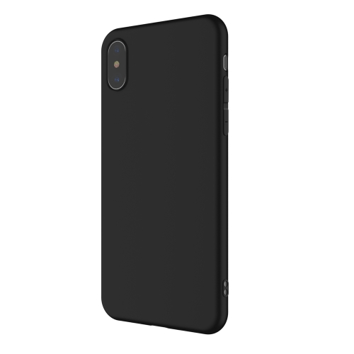 Caso de telefone ultrafino FSHANG para iPhone X / 10 Capa protetora de 5,8 polegadas Eco-friendly Stylish Portable Anti-scratch Anti-dust Durable