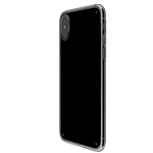Pare-chocs de téléphone de FSHANG pour l'iPhone X / 10 5.8-inch