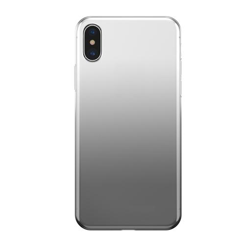 FSHANG Q Color Phone Case Bumper para iPhone X / 10 5.8-inch