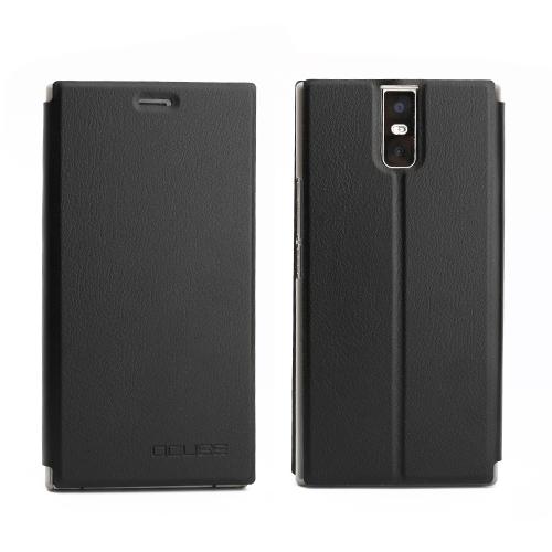 OCUBE Роскошный телефон Чехол для OUKITEL K3 Мягкая кожа PU Защитная оболочка для телефона Anti-shock Full-Protection