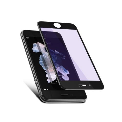ENSIDA 0.18mm Protetor de tela de filme de vidro temperado com borda macia Cobertura completa para iPhone 7 Plus / 8 Plus 5.5inch Toughened Membrane