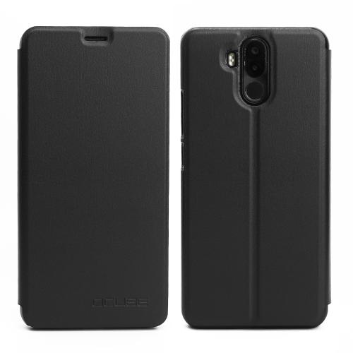 Copertina per OCUBE Phone per Ulefone Power 3 Soft Custodia in pelle PU Custodia protettiva Protezione totale Antipolvere Assorbente