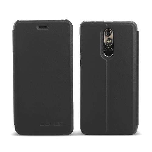 OCUBE Cover per telefono CUBOT R9 Soft PU Custodia in pelle per telefono Protezione totale Protezione antipolvere Assorbente