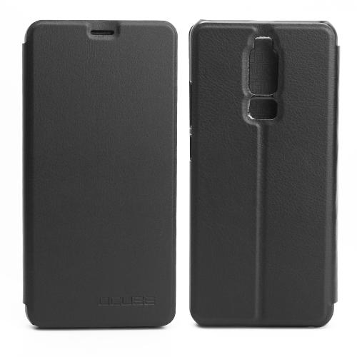 LEUBOO S8ソフトPUレザー電話ケース用保護カバーフルプロテクション防塵ショックアブソーバ