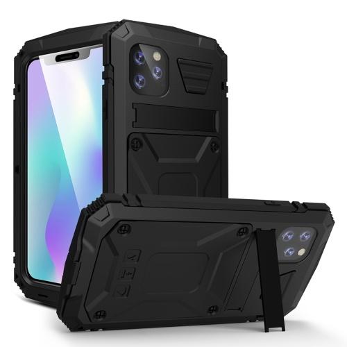Hochleistungs-Telefonabdeckung Metallhülle IP54 Wasserdichte, stoßfeste Anti-Drop-Hülle für Mobiltelefone Kompatibel mit iPhone 11 Pro max